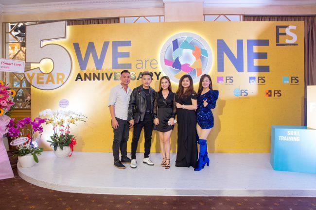 Sự kiện Lễ kỷ niệm 5 năm của công ty cổ phần FSmart