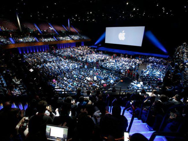 WWDC là sự kiện có lượng người tham gia lớn nhất của Apple. Ảnh: AP.
