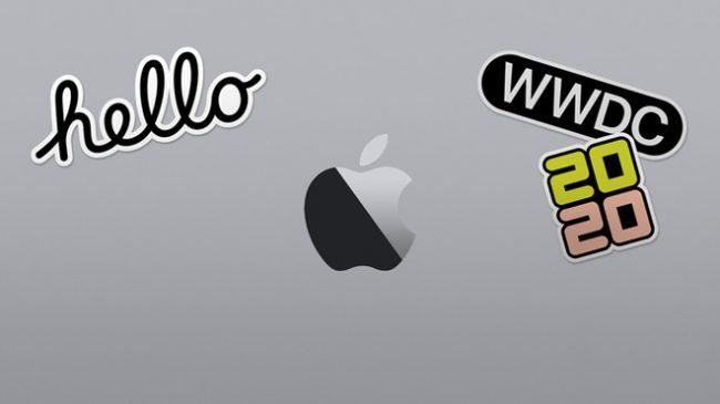 Trong bối cảnh dịch Covid-19 bùng phát, WWDC 2020 sẽ được tổ chức online. Ảnh: Apple.