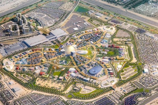 Sự kiện triển lãm quốc tế Expo 2020 do Dubai đăng cai tổ chức vào tháng 10 năm nay.