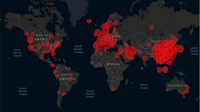 Nhiều sự kiện quốc tế bị hủy bỏ do đại dịch Covid-19, phủ b1ong mây u ám lên bức tranh sự kiện toàn cầu. Ảnh: mavy.com