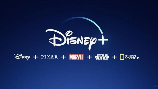 Disney+ là nền tảng chiếu phim trực tuyến của Disney, ra mắt ở Mỹ từ ngày 12/11/2019 trong nỗ lực cạnh tranh Netflix. Dịch vụ sẽ có mặt ở châu Âu và Ấn Độ trong tháng 3/2020. Ảnh: Disney.