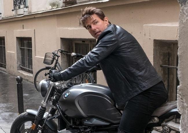 """Bom tấn """"Mission: Impossible 7"""" có Tom Cruise đóng chính hoãn quay ở Italy do dịch bệnh. Ảnh: Paramount."""