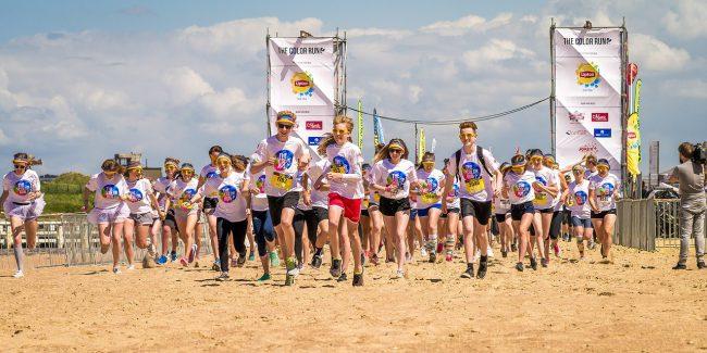 Sự kiện thể thao ngoài trời thúc đẩy thông điệp nâng cao sức khỏe cộng đồng