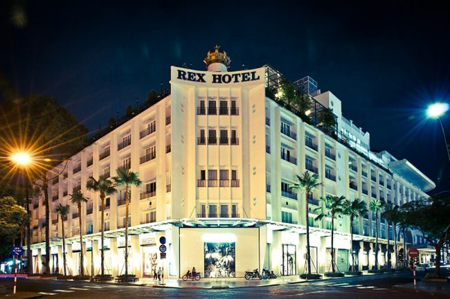 Khách sạn Rex – Địa điểm tổ chức sự kiện đẳng cấp 5 sao