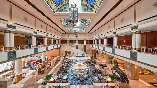 Sofitel Saigon Plaza là một trong những địa điểm tổ chức hội nghị khách hàng sang trong tại TP.HCM.
