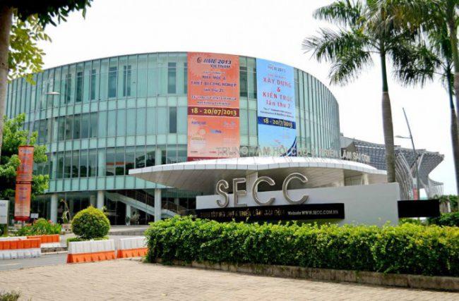 Trung tâm Hội chợ và Triển lãm Sài Gòn (SECC) – không gian sự kiện quy mô lớn ở TP.HCM