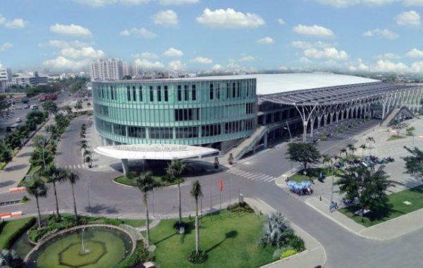 Trung tâm Hội chợ và Triển lãm Sài Gòn là một trong những không gian tổ chức sự kiện quy mô lớn hoành tráng nhất tại TPHCM