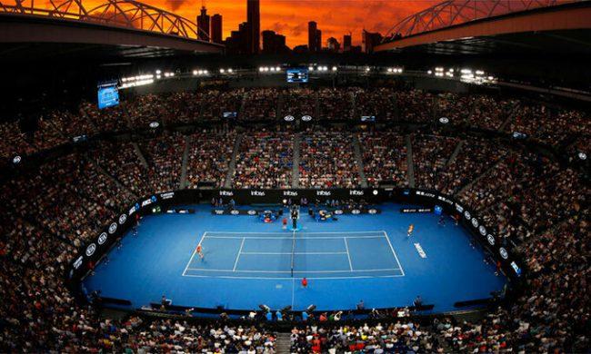 Giải quần vợt Mỹ Mở rộng là một trong những sự kiện thể thao lớn còn lại trong năm 2020.