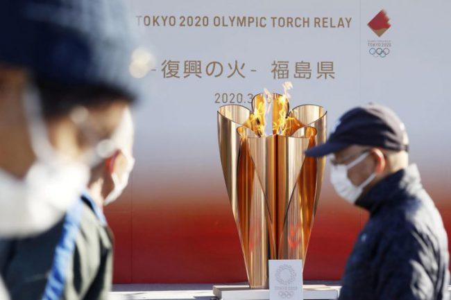 Nhật Bản hủy triển lãm Ngọn đuốc Olympic do dịch COVID