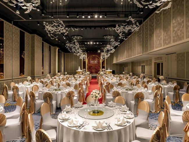 Sofitel Saigon Plaza là khách sạn có nhiều sảnh sự kiện sang trọng