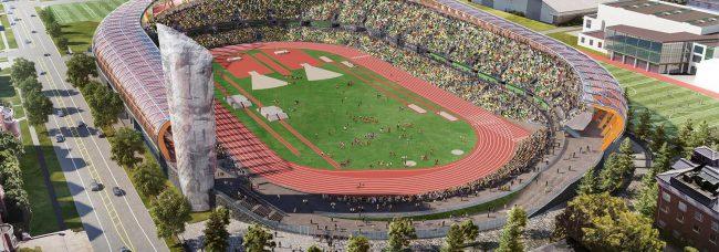 Giải vô địch điền kinh thế giới sẽ bị hoãn đến năm 2022. Ảnh: World Athletics
