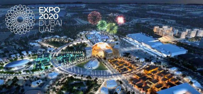 Expo 2020 vẫn bỏ ngỏ khả năng diễn ra dù vẫn đang trong quá trình chuẩn bị. Ảnh: exactal.com