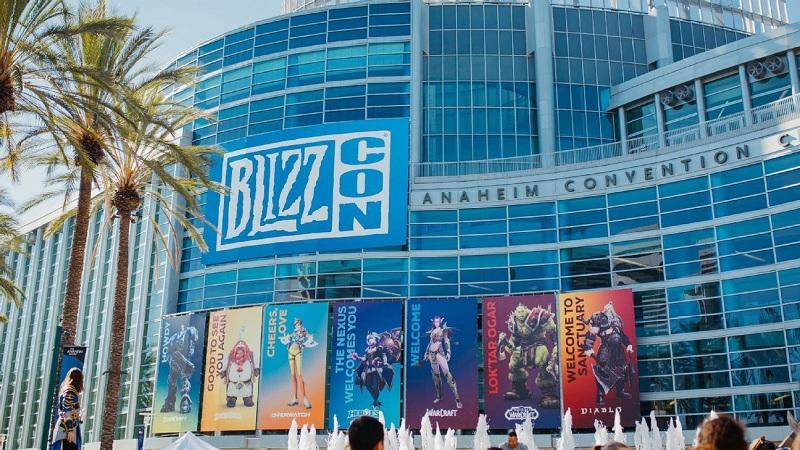 Sự kiện BlizzCon 2020 chính thức bị hủy và dự kiến sẽ được tổ chức trực tuyến. Ảnh: ESPN