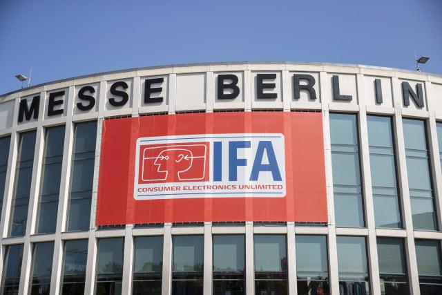 IFA 2020 sẽ là sự kiện công nghệ lớn đầu tiên được tổ chức trở lại sau dịch. Ảnh: Emmanuele Contini/NurPhoto via Getty Images