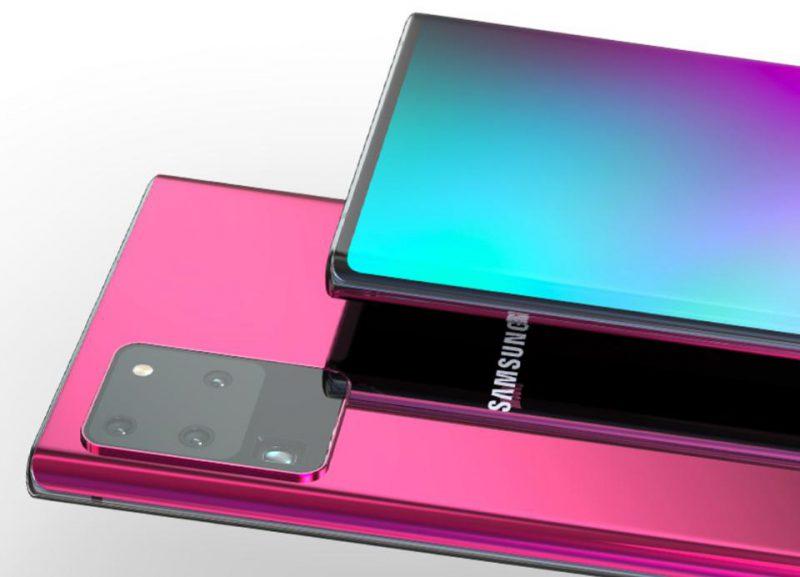 Sự kiện lễ ra mắt Samsung Galaxy Note 20 có thể sẽ được tổ chức trực tuyến vào tháng 8. Ảnh: Forbes.