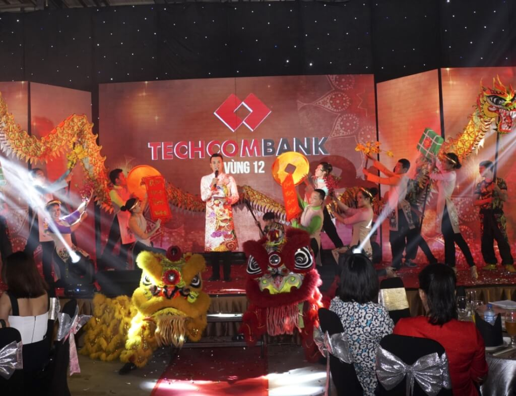 TỔ CHỨC YEAR END PARTY,GALA DINNER