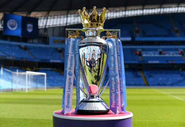 Giải bóng đá ngoại hạng Anh là một trong những sự kiện được mong chờ trở lại vào tháng 6. Ảnh: Yahoo