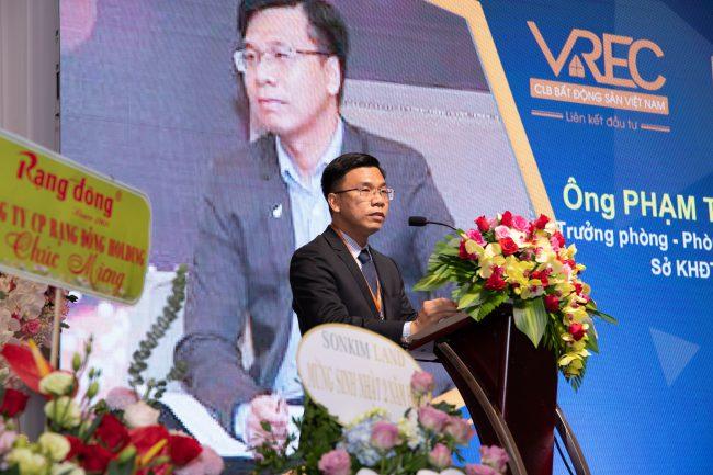 Ông Phạm Trung Kiên, đại diện Sở Kế hoạch – Đầu tư TP.HCM phân tích về Nghị định 25/2020/NĐ-CP.