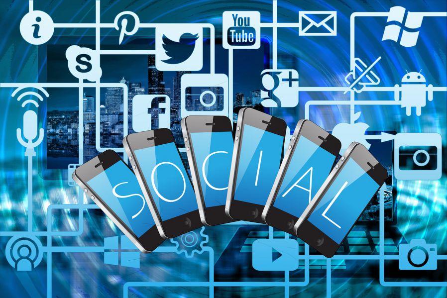 Các kênh marketing online, đặc biệt là mạng xã hội ngày càng chứng minh được hiệu quả trong việc truyền thông và quảng bá sự kiện. Ảnh: pixabay