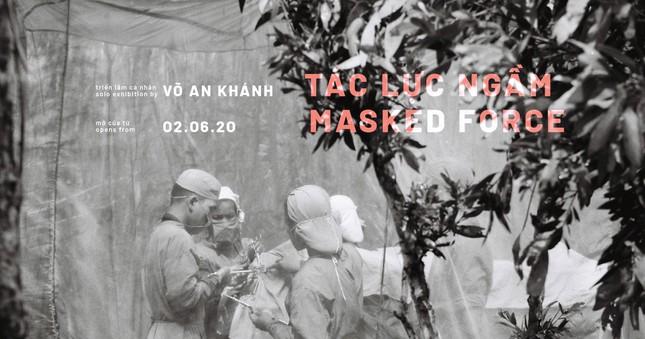 Nhìn lại chiến tranh qua ống kính lạ thường của nhiếp ảnh gia Võ An Khánh