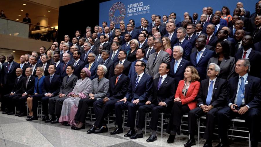 IMF và Ngân hàng Thế giới dự kiến tổ chức hội nghị thường niên trực tuyến