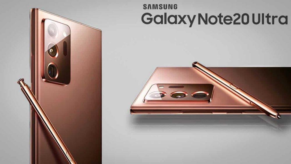 Những hình ảnh rò rỉ đầu tiên trước khi sự kiện ra mắt Samsung Galaxy Note 20 được xác nhận chính thức.