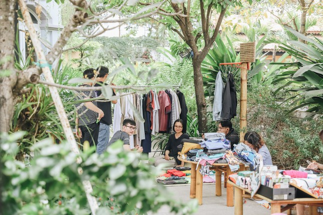 Sài Gòn kinh đô sông nước, sống chậm lại và sống xanh hơn - Ảnh 1