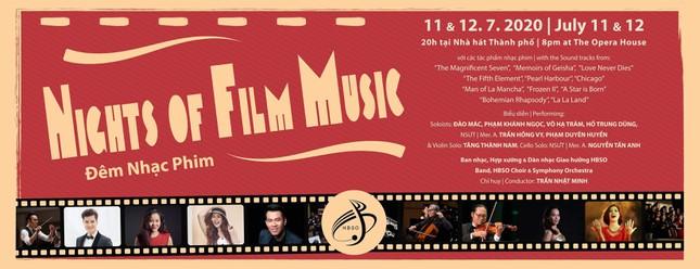 Tháng 7 với tranh Lương Lưu Biên, thưởng thức nhạc phim trên nền giao hưởng - ảnh 2
