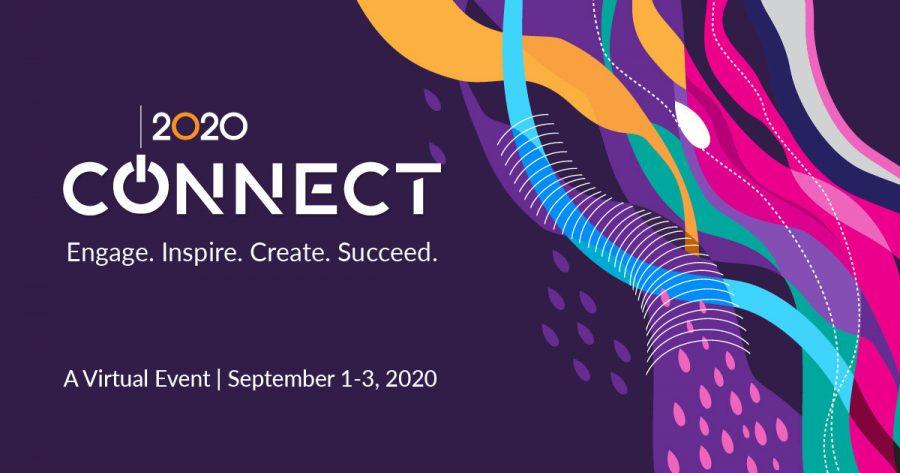 Sự kiện Connect 2020 sẽ được tổ chức trực tuyến trong 3 ngày đầu của tháng 9.