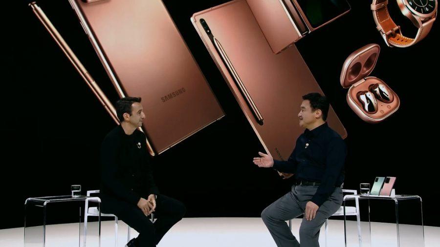 5 điểm nhấn ấn tượng nhất tại sự kiện ra mắt Galaxy Note20 - Ảnh 4
