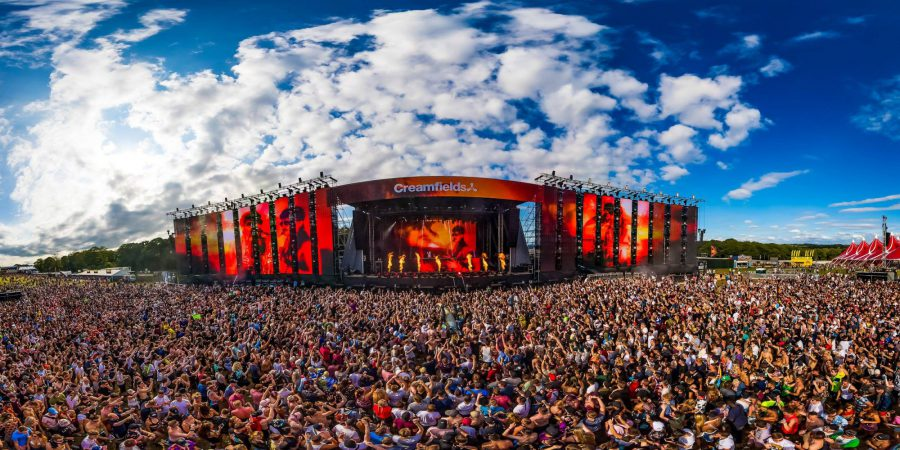 Lễ hội âm nhạc Creamfields sẽ được tổ chức trực tuyến vào tháng 8