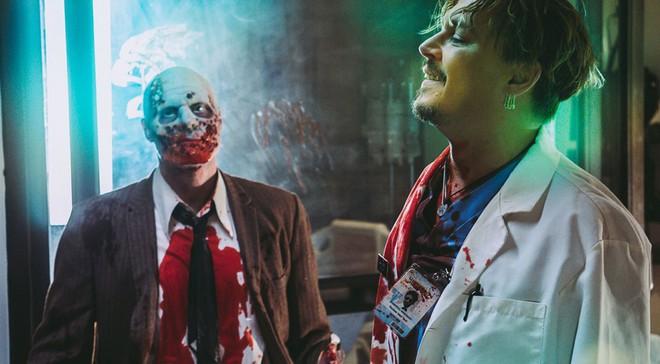 Phim kinh dị 'The Black Ghiandola' với sự tham gia của Johnny Depp và David Lynch sẽ được trình chiếu tại Liên hoan phim cực ngắn và châu Á 2020 /// Ảnh: Imdb.com