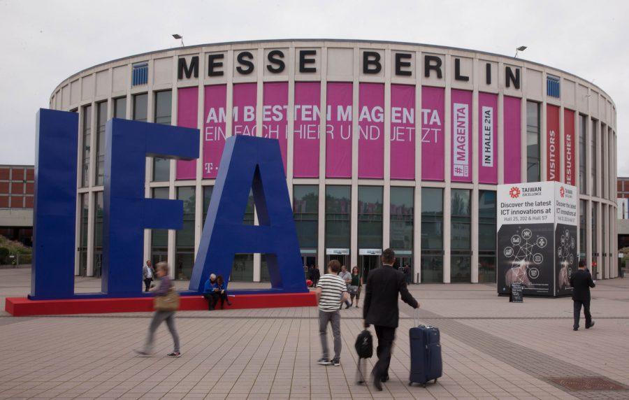 Triển lãm công nghệ IFA Global Markets sẽ hoãn tổ chức đến năm 2021 do ảnh hưởng của COVID-19. Ảnh: Michele Tantussi / Getty Images.