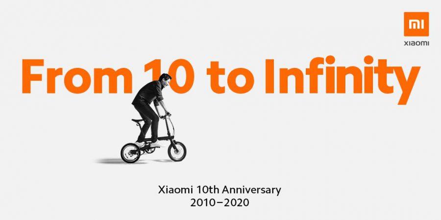 Xiaomi cho biết sẽ diễn ra một sự kiện đặc biệt mừng tuổi lên 10 vào ngày 11/8 sắp tới.