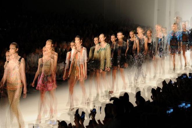 Sự kiện tuần lễ thời trang New York vẫn diễn ra vào tháng 9 - Ảnh 1