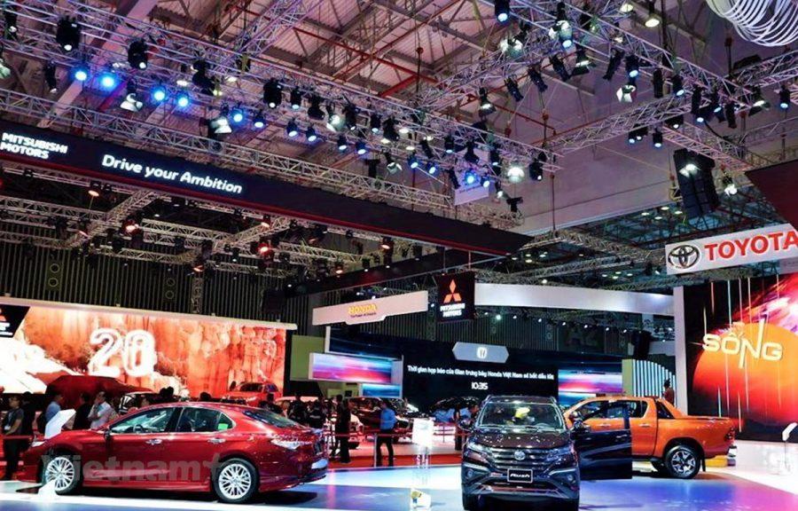 Chính thức hủy Triển lãm ôtô lớn nhất Việt Nam năm 2020
