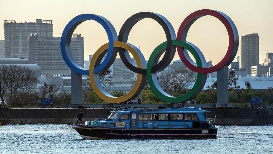 Trong bối cảnh COVID-19 vẫn đang tiếp tục hoành hành, tương lai của Thế vận hội Tokyo 2020 vẫn còn là một dấu chấm hỏi. Ảnh: 2020 GETTY IMAGES.