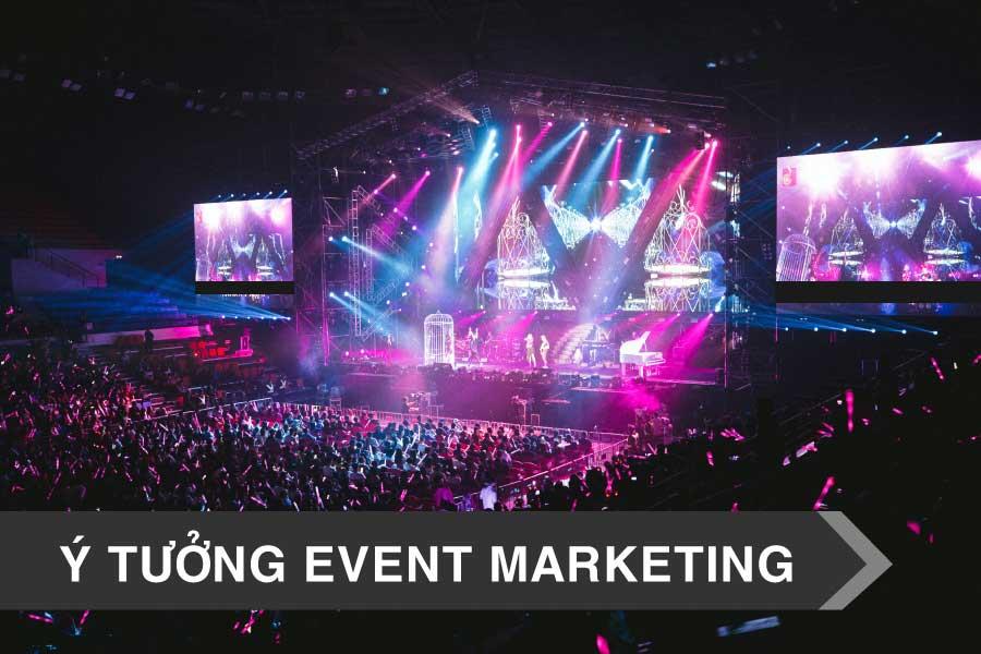 10 ý tưởng Event Marketing từ các công ty hàng đầu thế giới