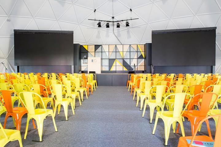 Những ý tưởng tổ chức sự kiện công nghệ thú vị từ hội nghị Google I/O. Ảnh 1.