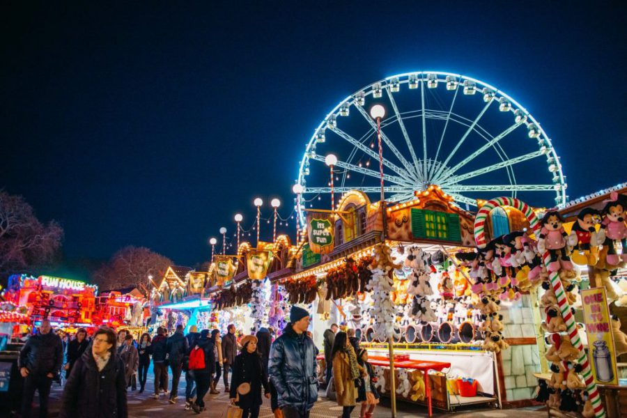 Sự kiện Winter Wonderland London bị hủy do COVID-19 -1