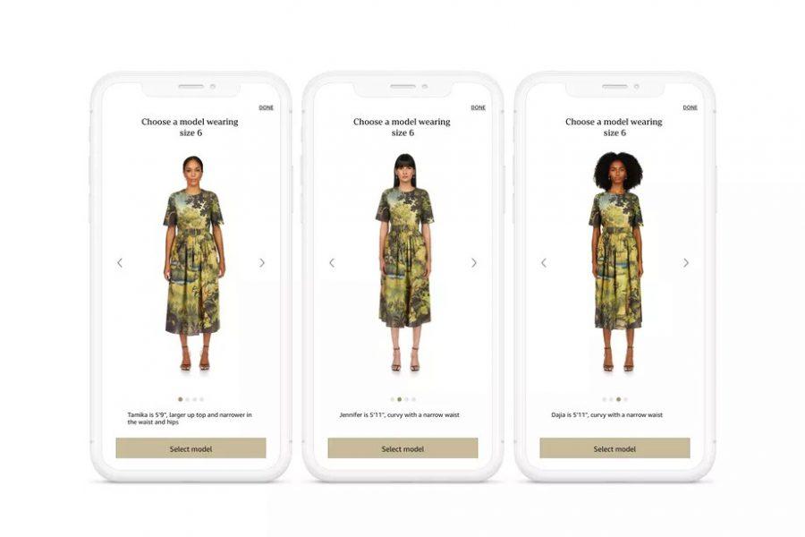 Amazon ra mắt Luxury Stores - Một trải nghiệm thời trang hoàn toàn mới