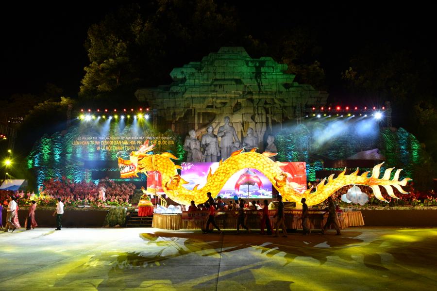 Tạm dừng tổ chức 2 lễ hội rước đèn trung thu lớn nhất cả nước . Ảnh 1.