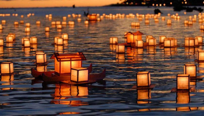 Những lễ hội kỳ lạ trong rằm tháng 7 ở các quốc gia châu Á. Ảnh 2.