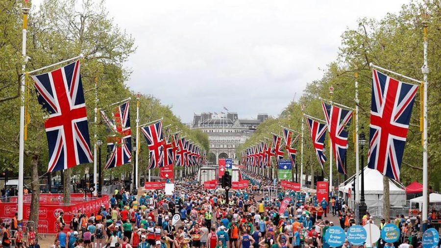 """Giải chạy ảo London """"cháy"""" vé với 45.000 người tham gia. Ảnh 1."""