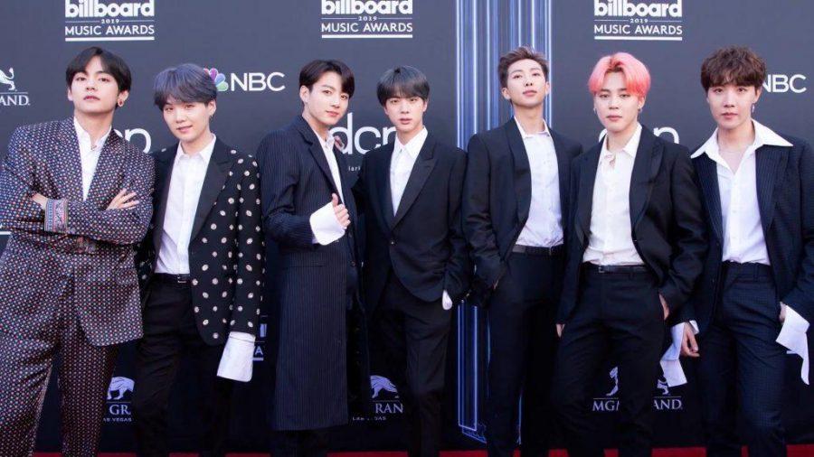 Các nguồn tin rò rỉ cho rằng nhóm nhạc BTS sẽ góp mặt trong lễ trao giải MAMA 2020 nhưng vẫn chưa có xác nhận chính thức. Ảnh: internet.