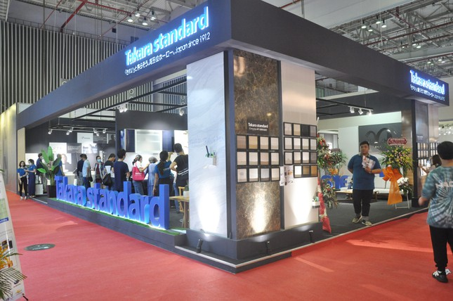 Ngày 30/9 khai mạc triển lãm quốc tế Vietbuild lần 2 tại TP.HCM - ảnh 1