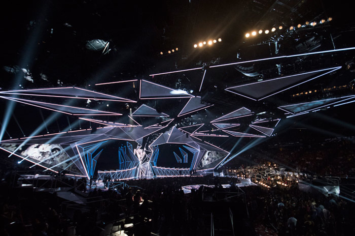 Những ý tưởng thiết kế sân khấu tiệc tất niên đặc sắc nhất không thể bỏ qua. Ảnh 4