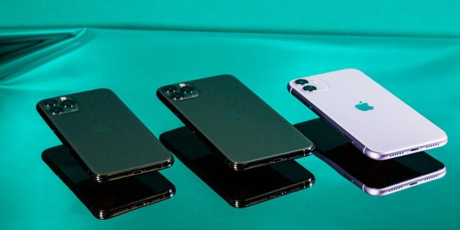 Liệu rằng sản phẩm được giới thiệu trong sự kiện ra mắt iPhone 12 trực tuyến năm nay sẽ tạo được điểm nhấn khác biệt so với Iphone 11? Ảnh:Hollis Johnson/Business Insider