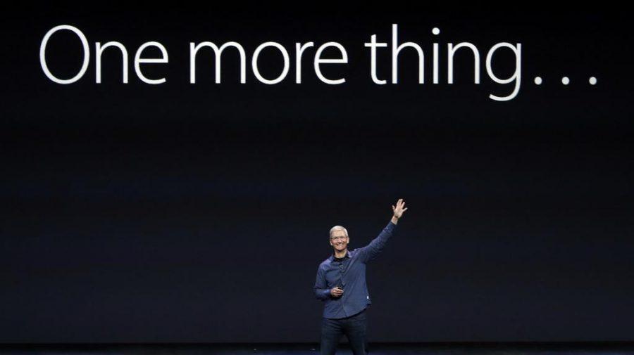 """Apple toan tính gì trong sự kiện """"One More Thing"""". Ảnh 1."""